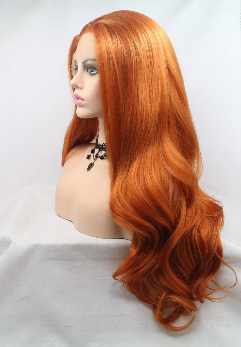 Freya Synthetic Lace Front Wig USW038