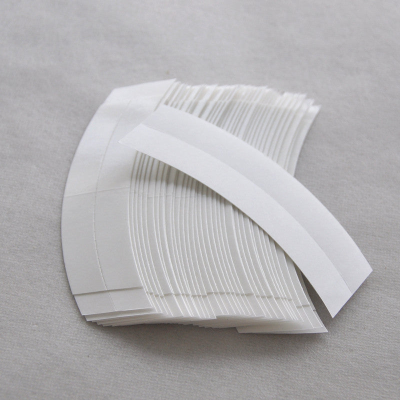 36 pieces 7.6 cm* 2.2 cmStrong Wig Lace Front Double Side Tape For Toupee/Lace Wig/Tape Hair Extension Adhesive Tape