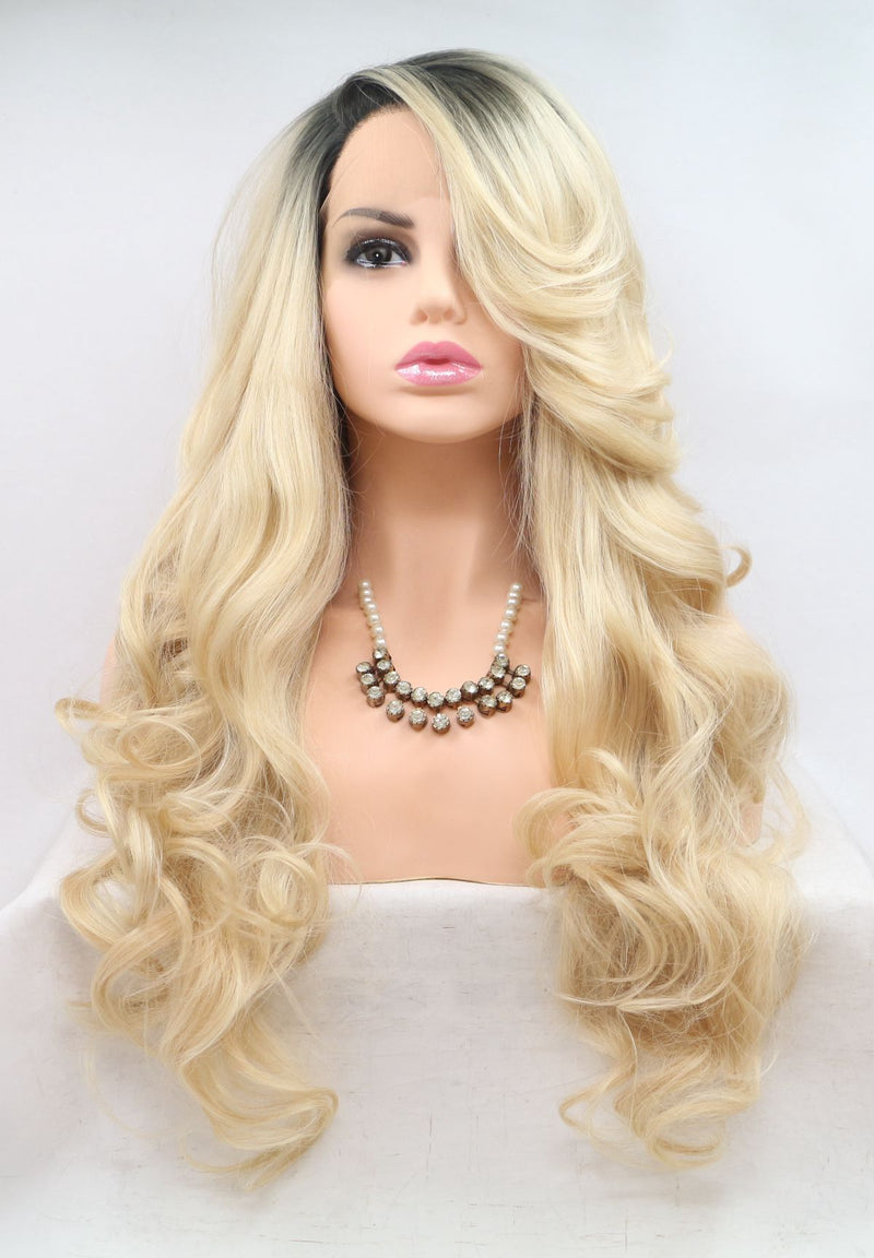 Metis Golden Lace Wig USW061