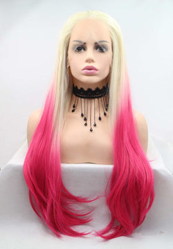 Lilith Two Tone Lace Front Wig USW054