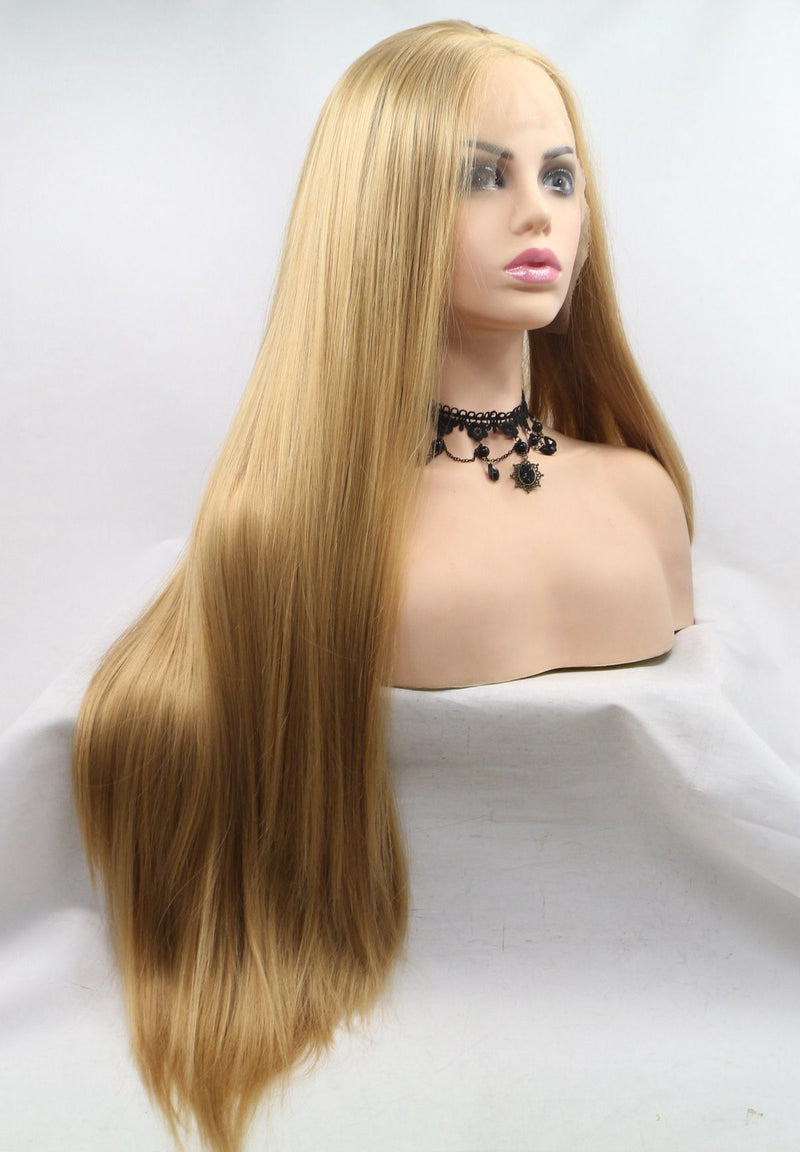 Uranus Straight Synthetic Wig USW091