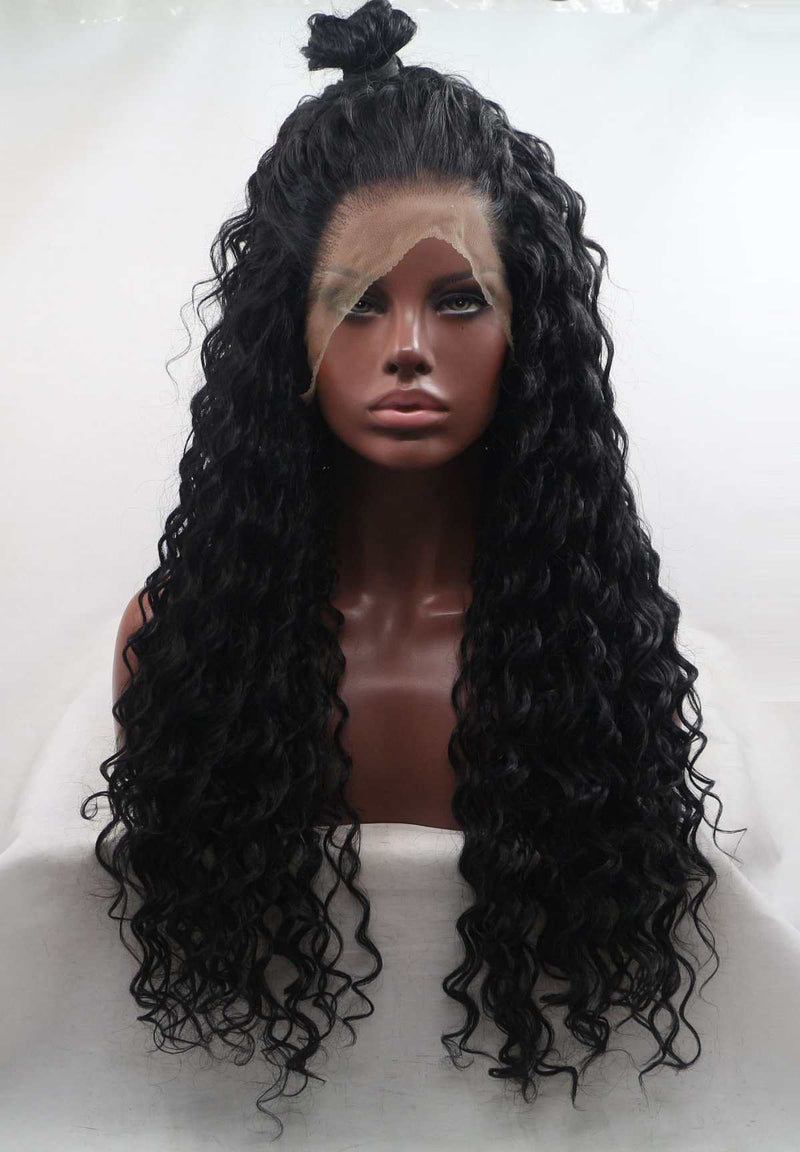 Black Pearl Wig  For Black Women USW131