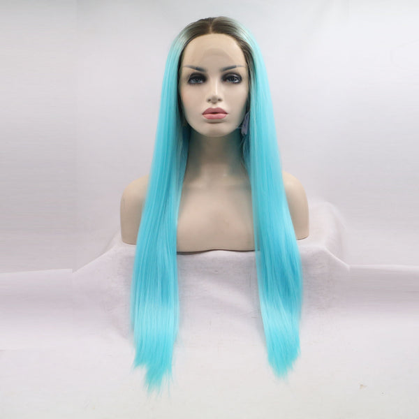 Starry Sky Straight Wig USW086