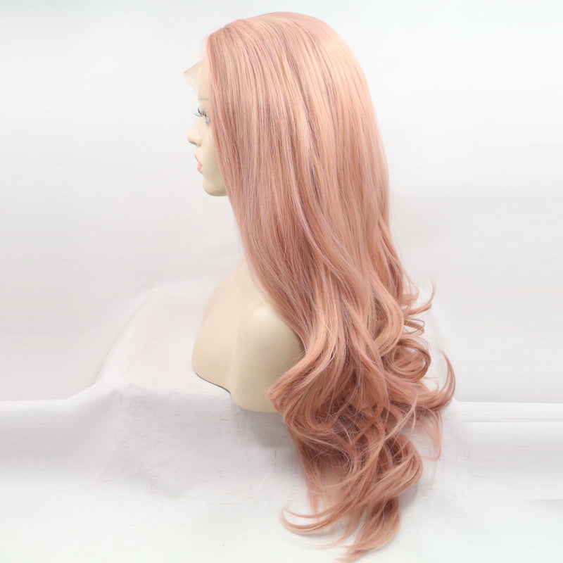 Kylie Jenner Rose Gold Wig Fashion Hair USW046/USW047