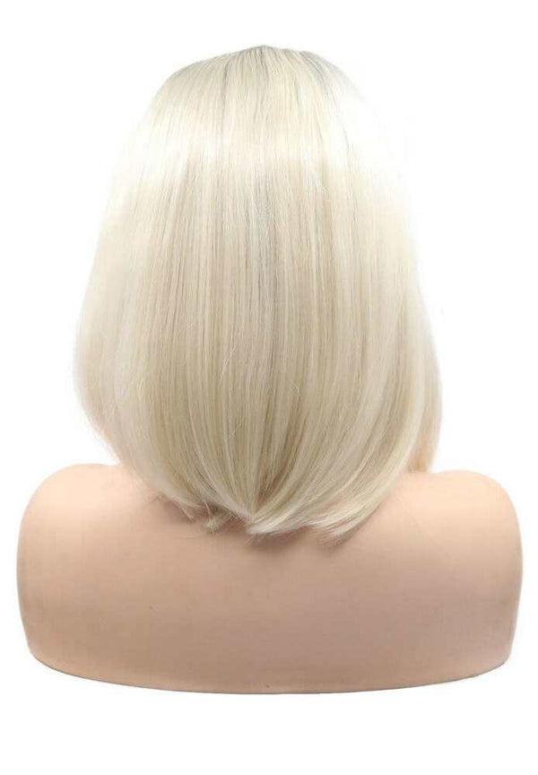 Short Blonde Bob Wig USW121