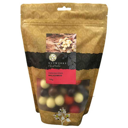 Nutworks Macadamia Gift Selection, Sample Packs