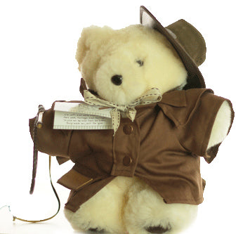 Tambo Teddies - Little Aussie Ringer Teddy Bear - Eyes On Family Australia