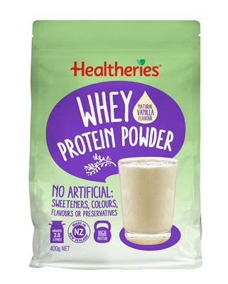Healtheries Whey Protein Powder - Eyes On Family Australia