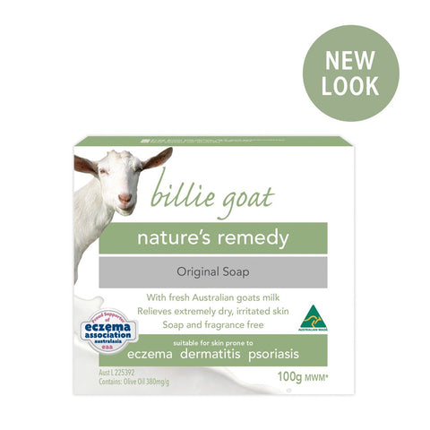 Billy Goat Soap Original 100g - Eyes On Family Australia