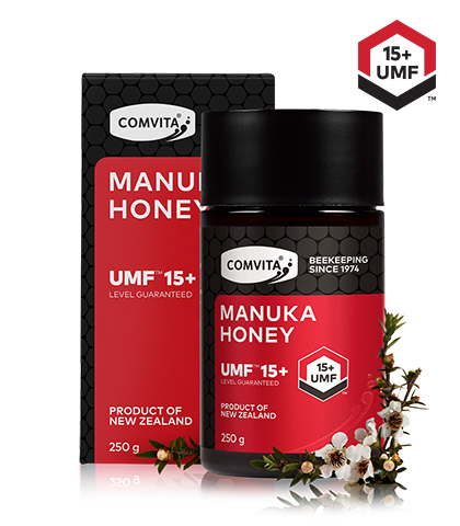 Comvita UMF 15+ Manuka Honey 250g - Eyes On Family Australia
