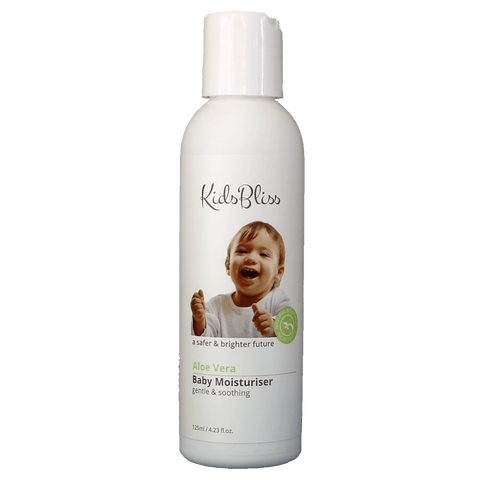 Kids Bliss Baby Moisturiser - Eyes On Family Australia