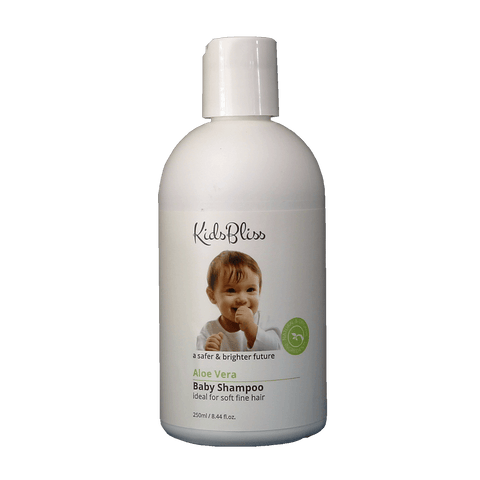 Kids Bliss Baby Shampoo(Aloe Vera) - Eyes On Family Australia