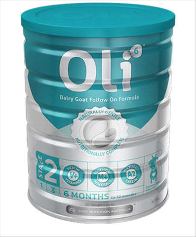Oli6 Baby Goat Milk Formula Stage 2 - Eyes On Family Australia