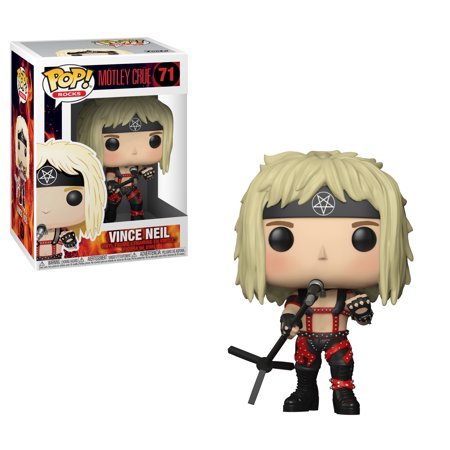 POP! Rocks Motley Crue Vince Neil Funko POP - State of Comics