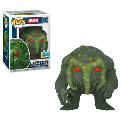 POP Marvel Man-Thing Funko POP