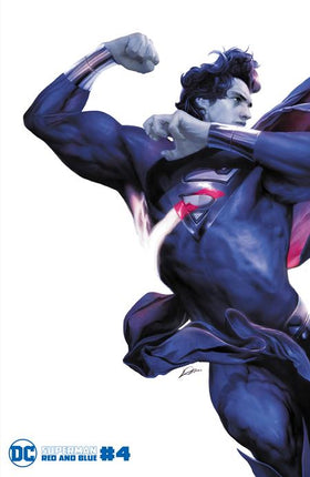Superman Red & Blue #4 (Of 6) Cvr C Lozano Var (06/16/2021)