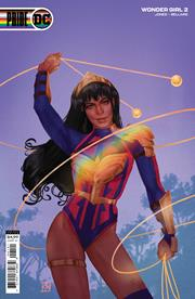 Wonder Girl #2 Cvr C Wada Pride Month Card Stock Var (06/16/2021)