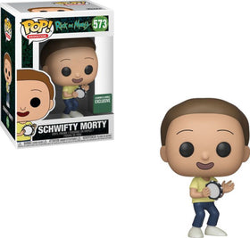 Funko POP! Rick and Morty  Schwifty Morty Vinyl Figure Barnes & Noble Exclusive