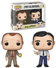 POP! Television The Office Toby And Michael Funko POP