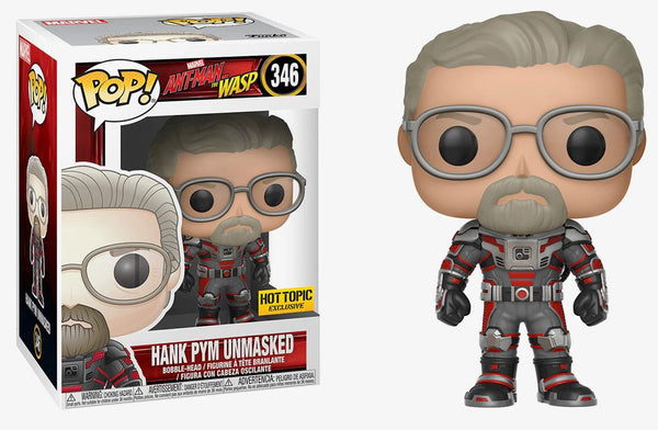 POP Marvel Ant-Man and the Wasp Hank Pym Funko POP - State of Comics
