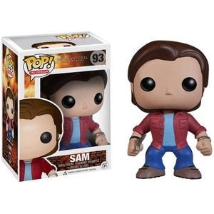 POP Television Supernatural Sam Winchester Funko POP