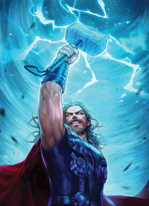 THOR #13 HEEJIN JEON MARVEL BATTLE LINES VAR - State of Comics