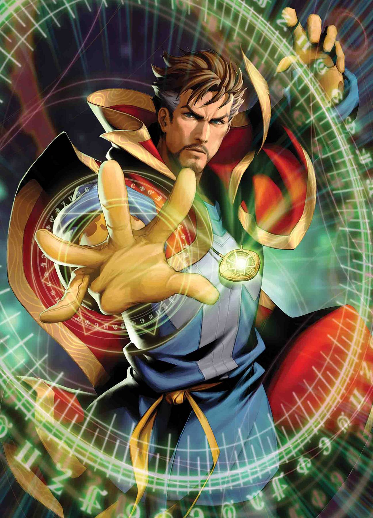 DOCTOR STRANGE #14 NEXON MARVEL BATTLE LINES VAR
