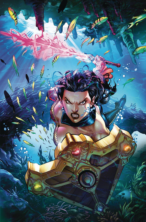 GRIMM FAIRY TALES #28 CVR A COCCOLO - State of Comics