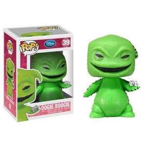 POP Disney Nightmare Before Christmas Oogie Boogie