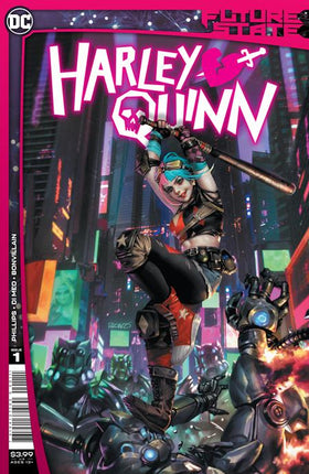 Future State Harley Quinn #1 (of 2) (01/06/2021)