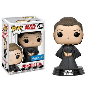 POP! Star Wars Princess Leia Funko POP (Damaged 7/10)