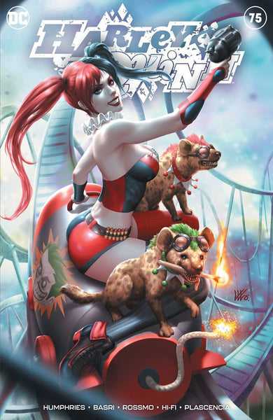 Harley Quinn #75 Lim Exclusive Trade Dress
