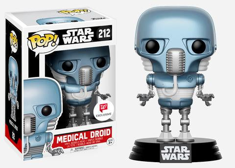 POP Star Wars Medical Droid Funko POP (Damaged 9/10)