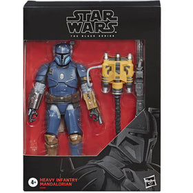 Star Wars Black Series The Mandalorian Heavy Infantry Mandalorian 6