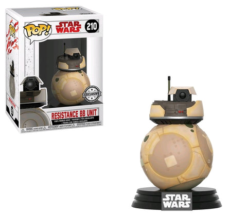 POP! Star Wars Star Wars Resistance BB Unit Funko POP (Damaged 9/10)