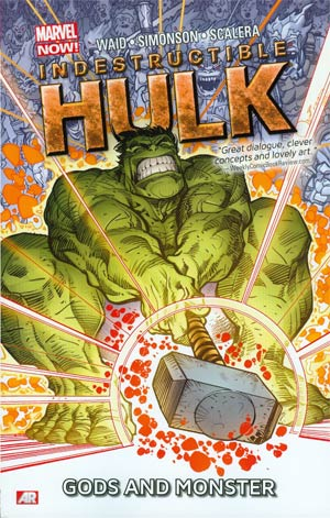 Indestructible Hulk TP Vol 2 Gods and Monsters - State of Comics