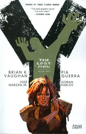 Y The Last Man Book Two Trade Paperback