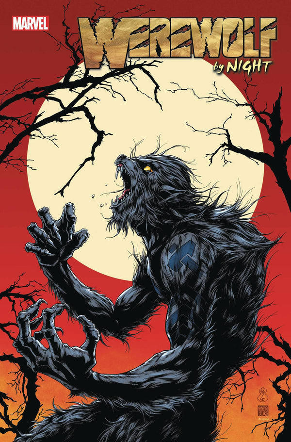 Werewolf By Night #1 (Of 4) Okazaki 1:50 Incentive Var - State of Comics