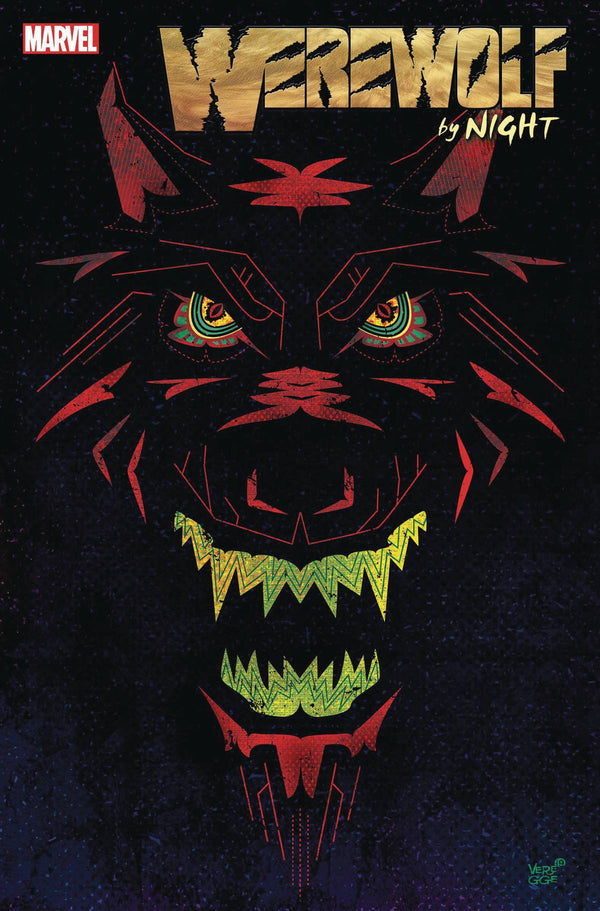 Werewolf By Night #1 (Of 4) Veregge Var - State of Comics
