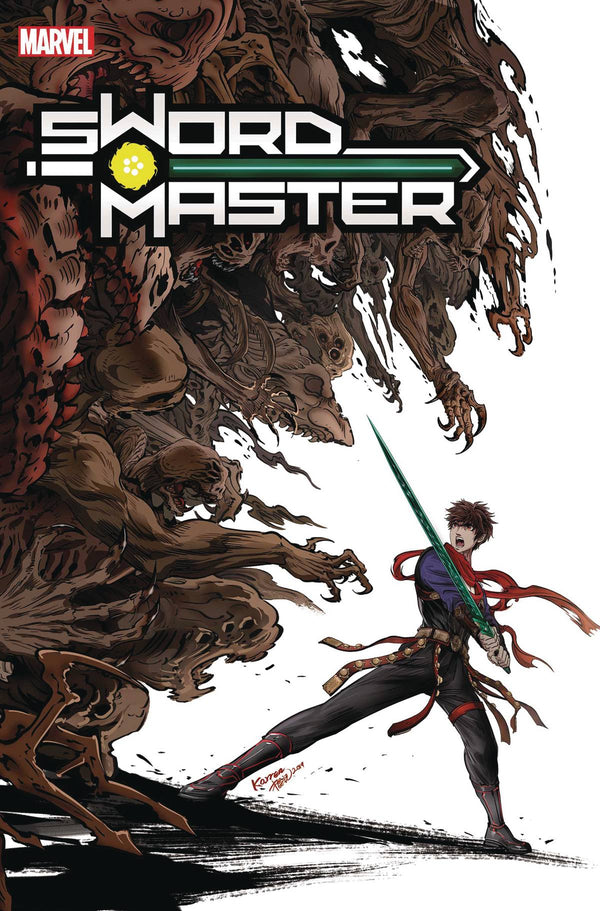 Sword Master #10 - State of Comics