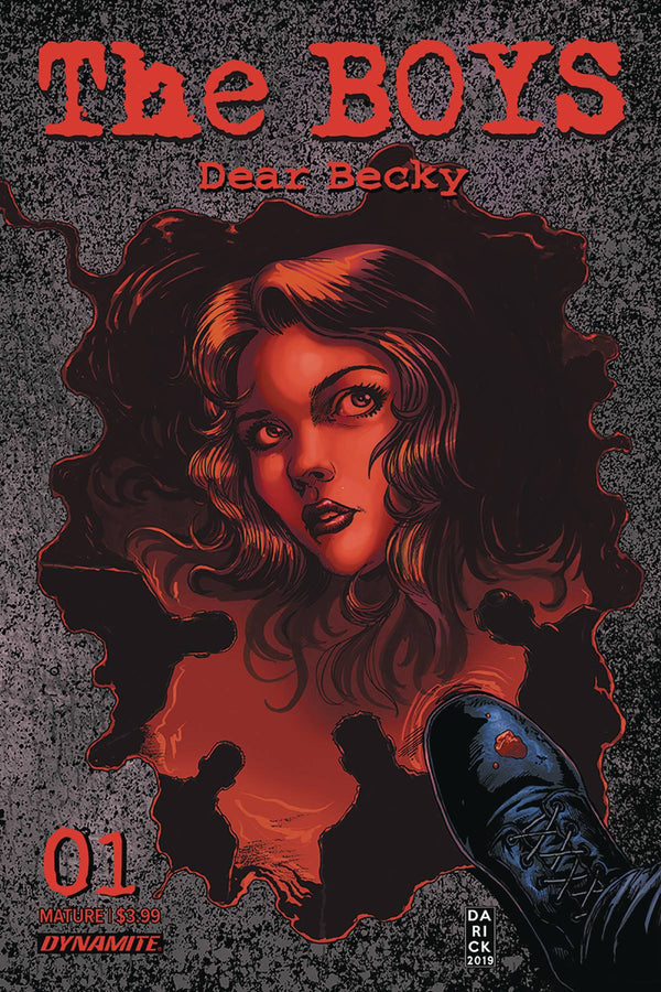 Boys Dear Becky #1 - State of Comics