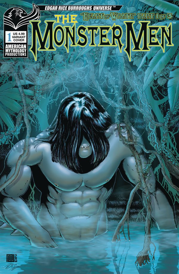 Monster Men #1 Cvr B Wolver - State of Comics
