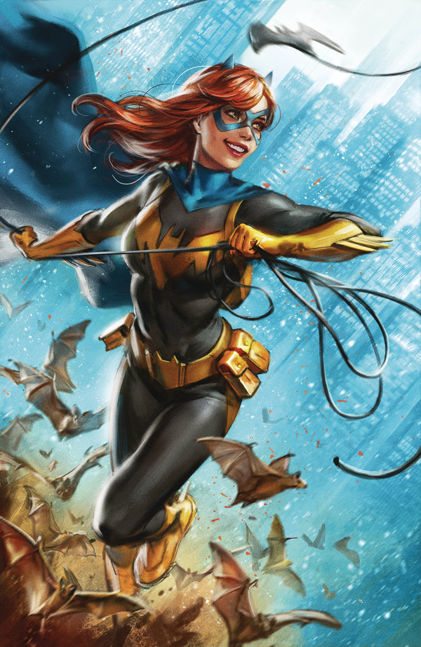 Batgirl #48 Ian Mcdonald Var Ed Joker War - State of Comics