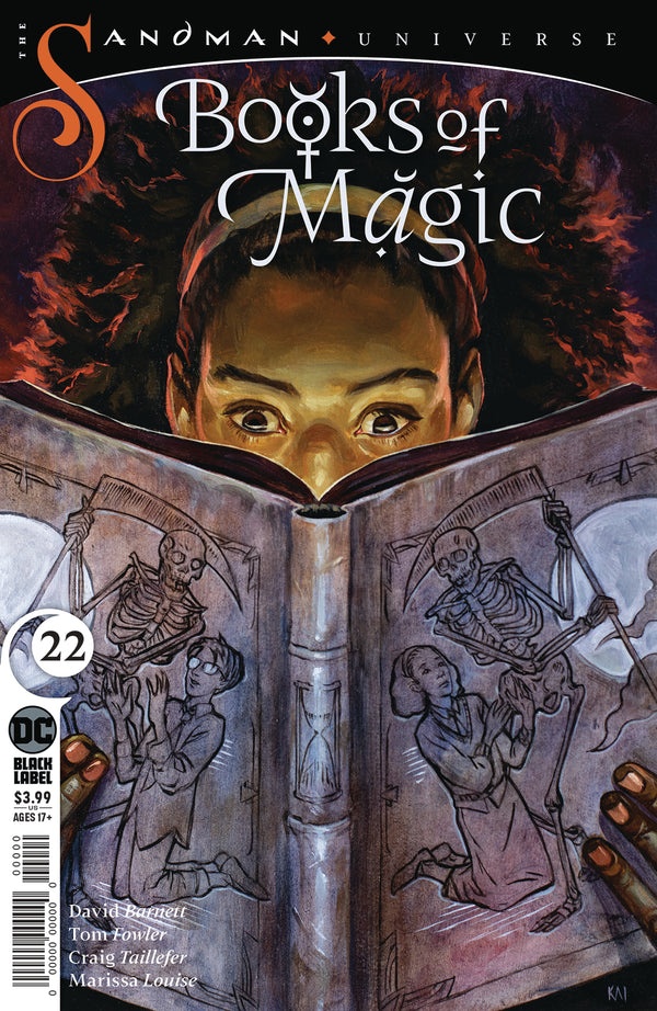 Books Of Magic #22 - State of Comics