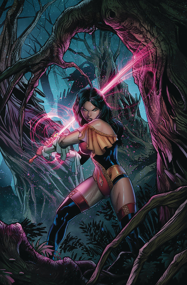 Grimm Fairy Tales #40 Cvr A Coccolo - State of Comics