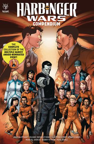 Harbinger Wars TP
