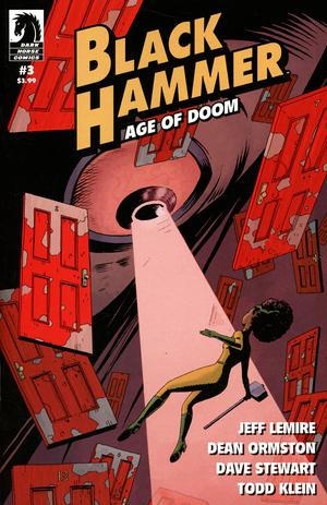 Black Hammer Age of Doom #4