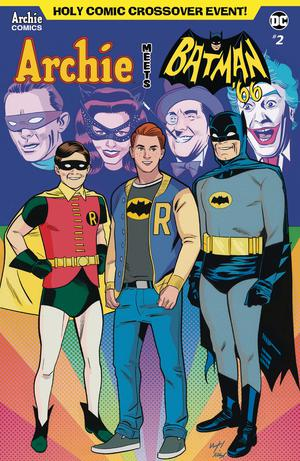 Archie Meets Batman '66 #2