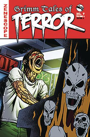 Grimm Tales of Terror Vol 4 #7