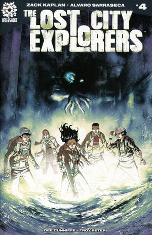 Lost City Explorers #4